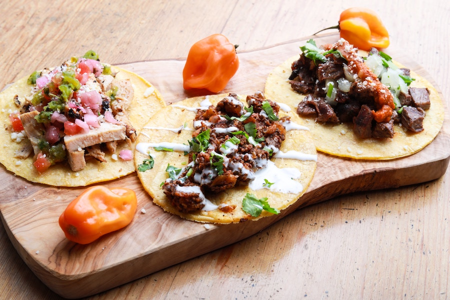 Tacos at New Restaurants in South Florida